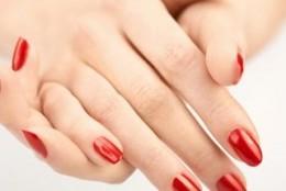 Czytaj z płytki paznokcia