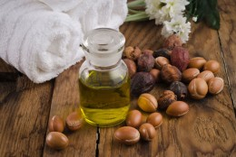 Olejek arganowy – kosmetyczne właściwości