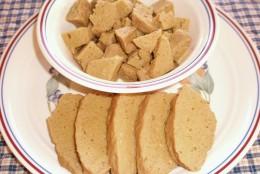 Seitan, czyli chińskie mięso