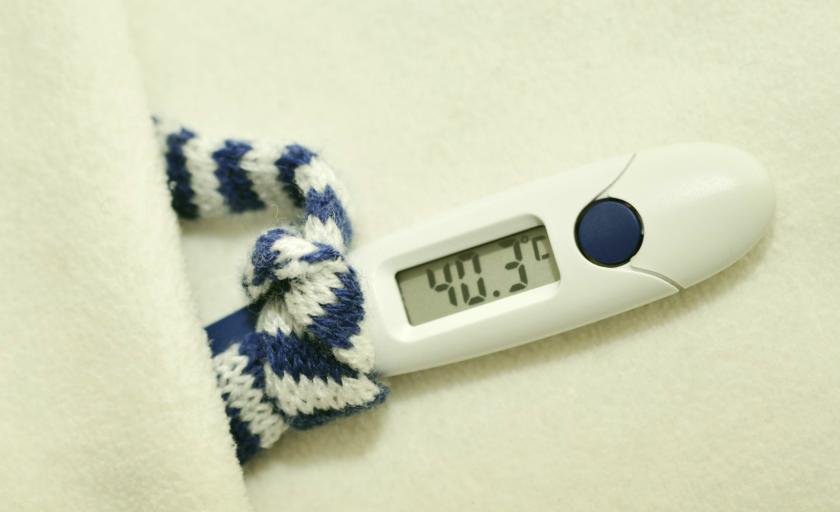 Domowe sposoby na zbicie gorączki